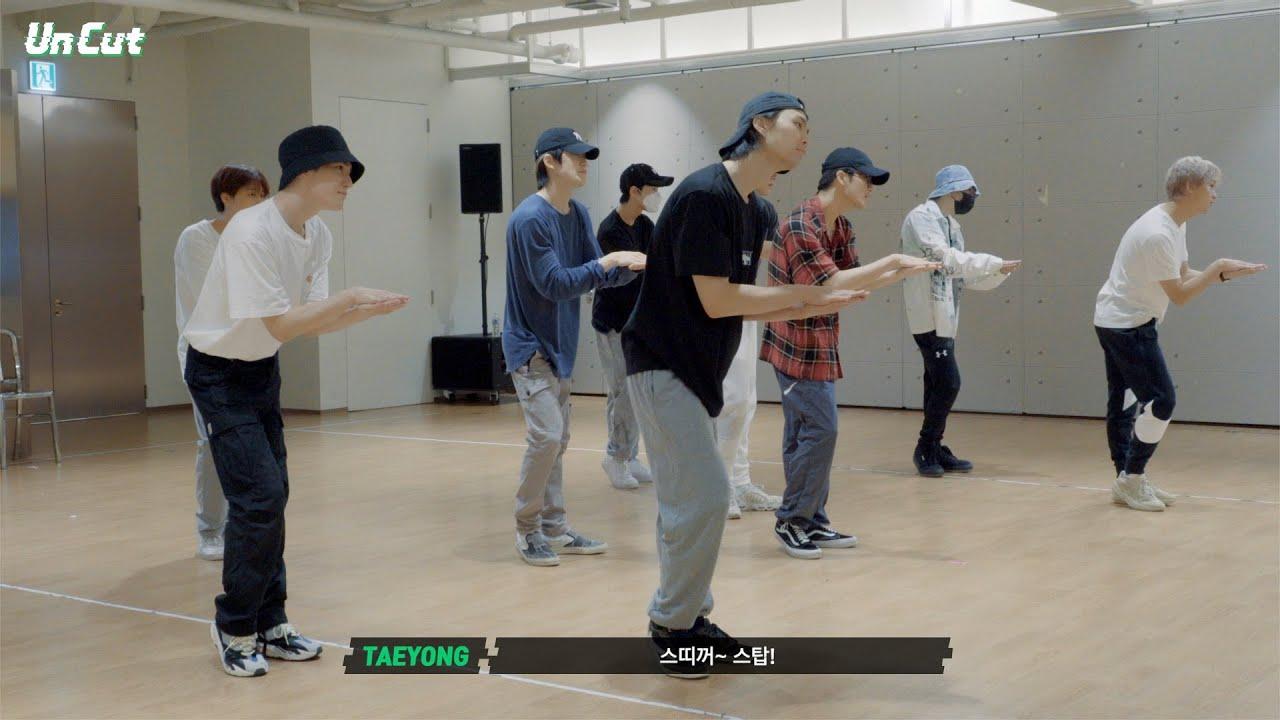 [Un Cut] Take #4|'Sticker' Dance Practice Behind the Scene