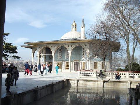 Наш щит на вратах Цареграда.  Стамбул (Константинополь).  Часть 2