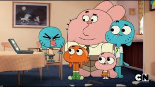 The Amazing World of Gumball The CopyCat's Episode ClipCopying The Copycats 720pHD