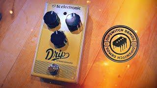 TC Electronic Drip Spring Reverb (Demo)