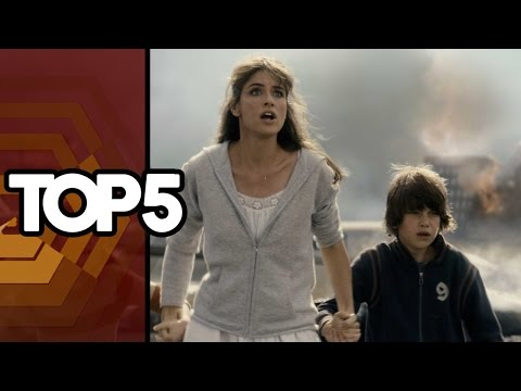 Top 5 Natural Disaster Movies