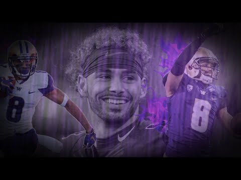 Dante Pettis UW Career Highlights ᴴᴰ