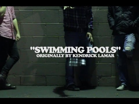 Kendrick Lamar Swimming Pools Drank Cover By