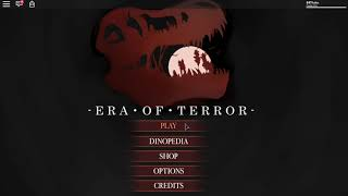 (Roblox) Era Of Terror ''Allo adicionado''