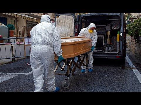 Смерти врачей, сайт для умерших и заражения молодых. Коронавирус в России