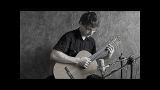 Colors of the Wind (Pocahontas theme) - classical guitar