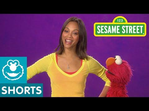 Sesame Street: Zoe Saldana  Transportation
