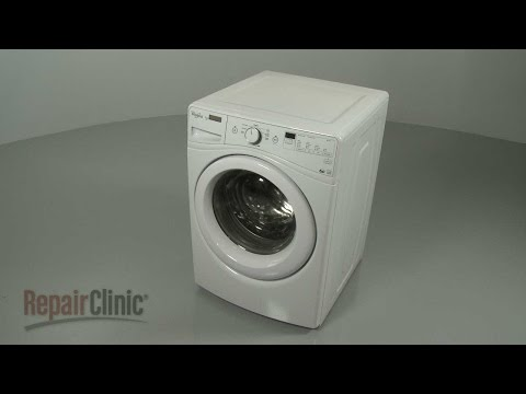 Whirlpool Front-Load Washer Disassembly