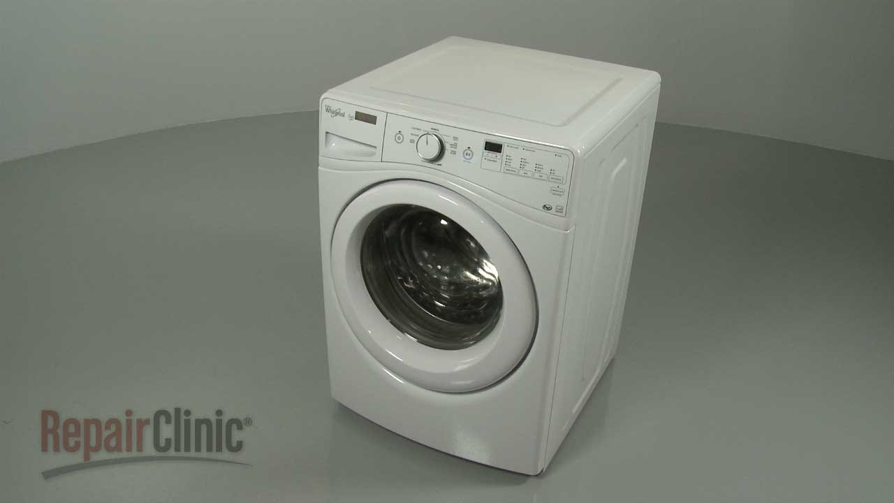 Whirlpool Front-Load Washer Disassembly, Repair Help