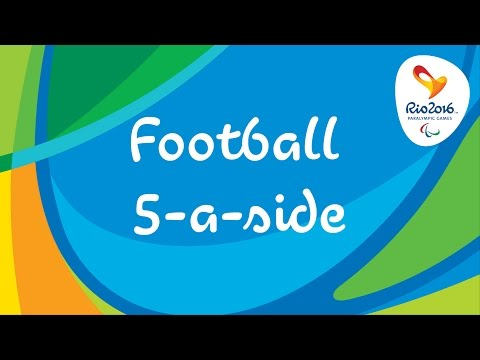 Rio 2016 Paralympic Games | Football 5-a-side Day 4