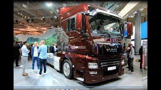 MAN TGX 18.420 4X2 LLS-U XLION TRACTOR TRUCK WALKAROUND + INTERIOR