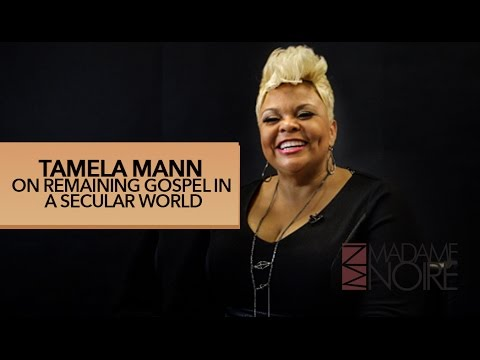 Tamela Mann On Being A Gospel Singer In A Secular World