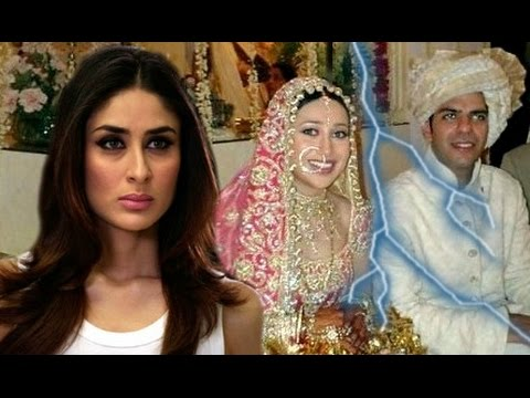 Kareena Kapoor Shocking Reaction On Karisma Kapoor Divorce ...