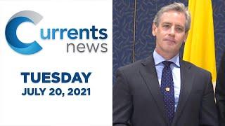 Catholic News Headlines for Tuesday, 7/20/21