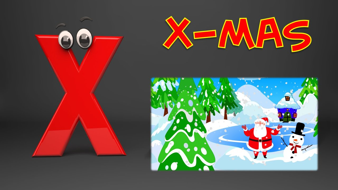 Letter Words Starting In X