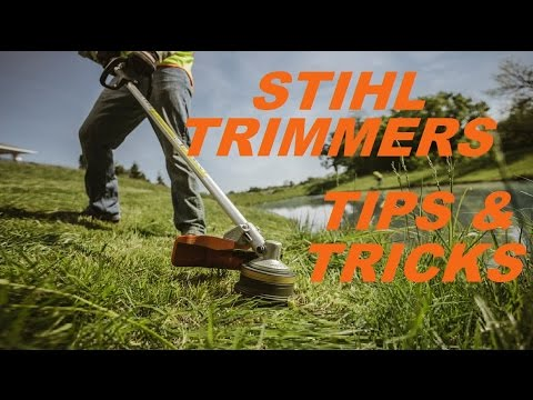 Stihl Trimmer: 10 Must Know Tips & Tricks