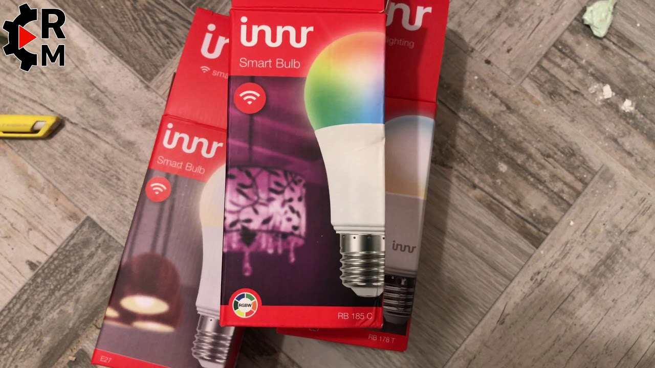 Hue Compatible Lampen : Review innr e27 led lampen bulbs hue alternative youtube