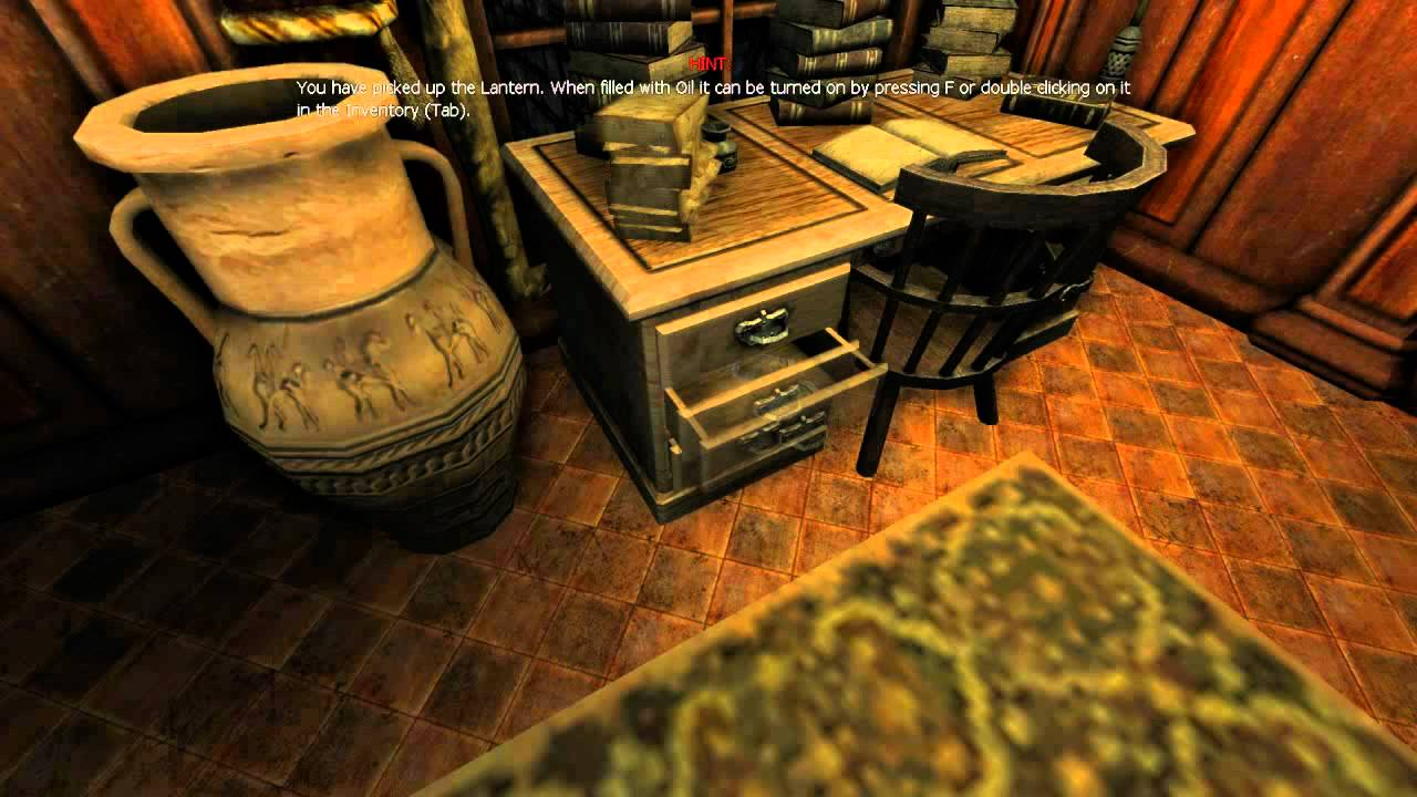 Amnesia The Attic Part 1 Youtube