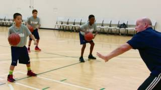 Урок 1. Ведение мяча в баскетболе от JrNBA