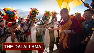 Celebrating His Holiness the Dalai Lama's 83rd Birthday