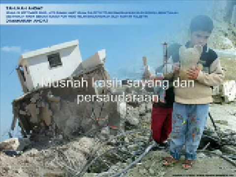 NowSeeHeart - Damai Yang Hilang (with Lyrics)