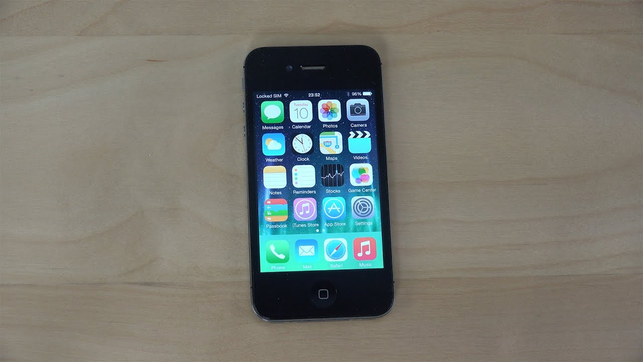 iphone 4 review iphone 4s ios 8 3 beta review 4k 10877