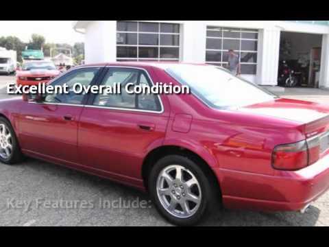 2002 Cadillac Seville STS for sale in Angola, IN