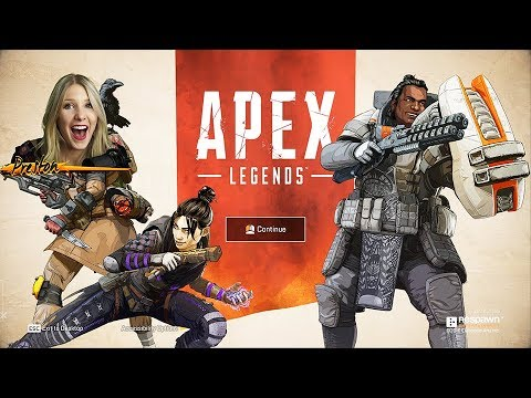 Apex Legends Stream with My Wife! (BriannaPlayz)