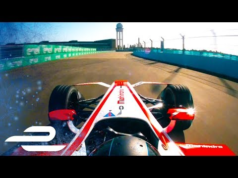 Berlin ePrix Onboard Track Guide With Nick Heidfeld - Formula E