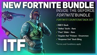 *NEW* REFLEX GEFORCE SKIN BUNDLE! (Fortnite Battle Royale)