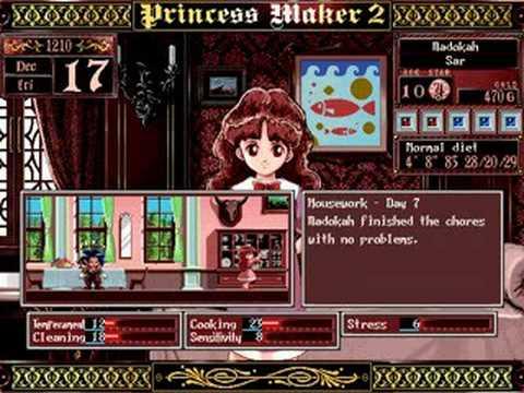 Gainax - Princess Maker 2 - 1995