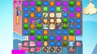 Candy Crush Saga Level 1544 NO BOOSTERS