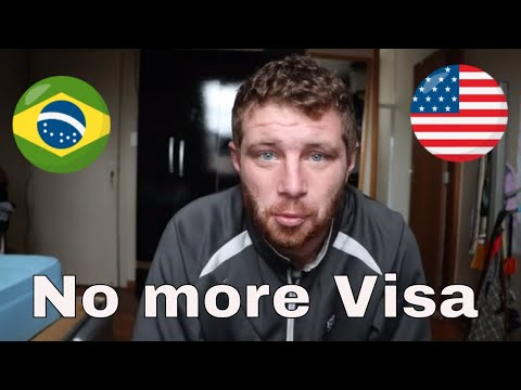 Brazil Removes Visa Requirement For American Citizens ( English With The News)