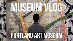 Museum Vlog   Portland Art Museum