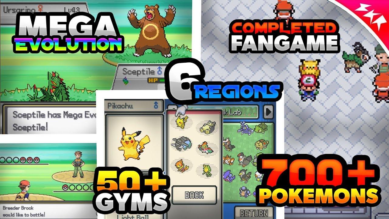 Pokemon Fan Game