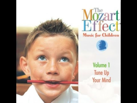 The Mozart Effect Music For Children Youtube