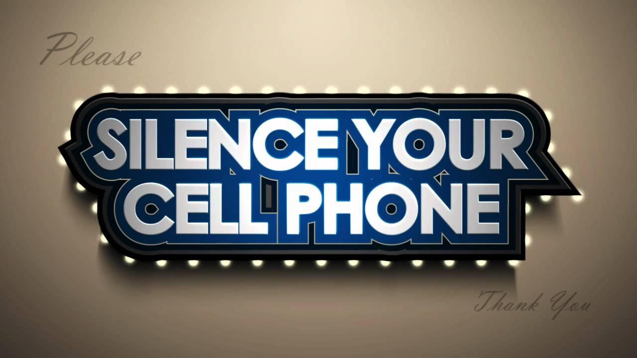 silence cell phone stroke youtube