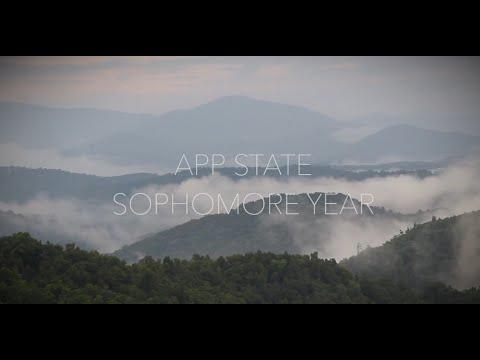 App State Sophomore Year Recap!