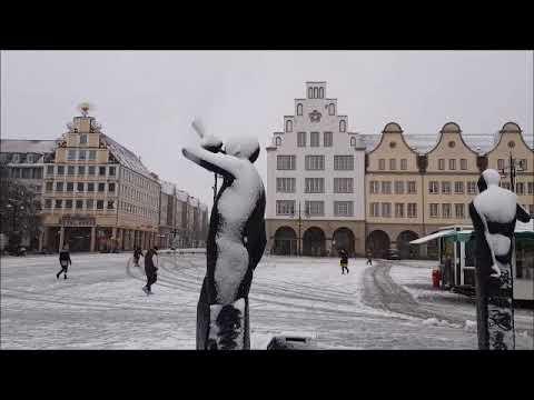 مدينة روستوك المانيا  Rostock germany