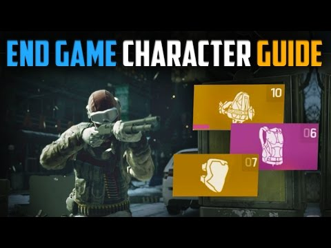The Division | Guide To Maxing Out Character, Level 31 Items