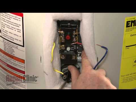 Upper Thermostat - AO Smith Electric Water Heater