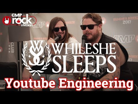 While She Sleeps - Youtube Engineering