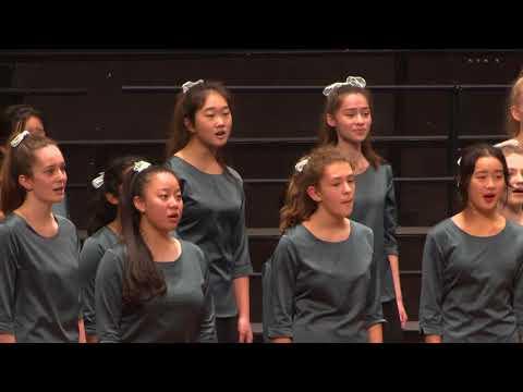 Romance (Claude Debussy, arr. Alan Raines) - Saints Alive (St Cuthbert's College, Auckland)