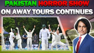 PAKISTAN HORROR SHOW ON AWAY TOURS CONTINUES | Ramiz Speaks