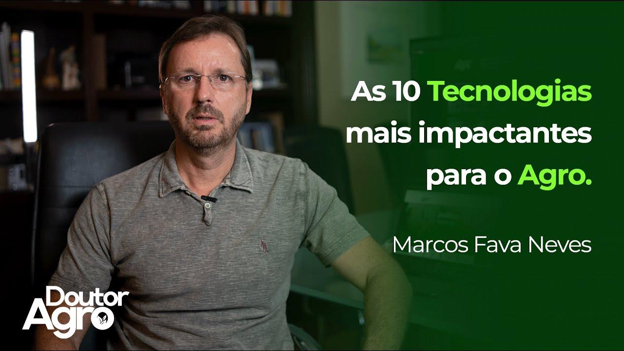 As 10 Tecnologias mais impactantes para o Agro
