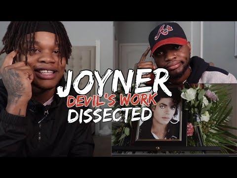 Joyner Lucas - Devil's Work (ADHD) - REACTION/DISSECTED