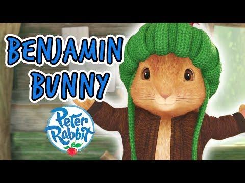 Peter Rabbit - Benjamin Bunny Tales Compilation | 30+ minutes | Adventures with Peter Rabbit