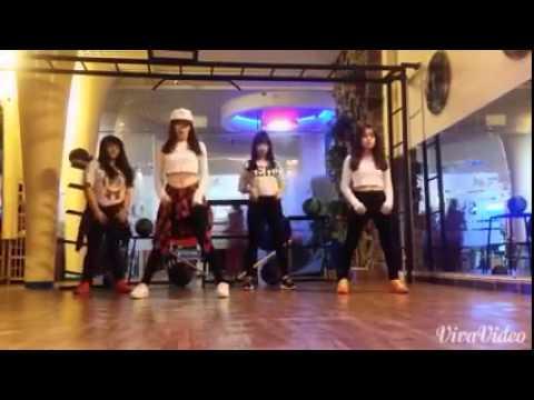Dạy nhảy Ma baby- shuffle