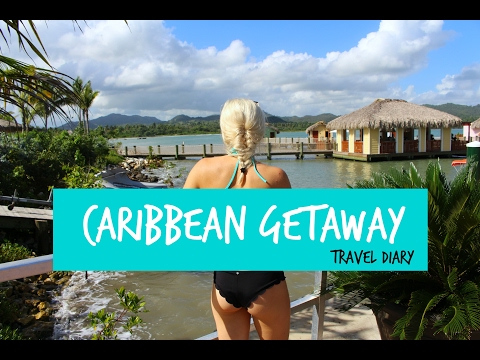 Carnival Magic Caribbean Cruise! TRAVEL DIARY