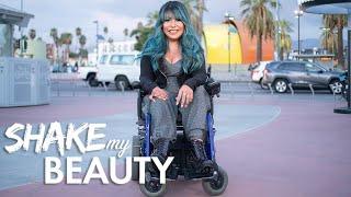 Breaking Hollywood As A Disabled Make-Up Artist   SHAKE MY BEAUTY